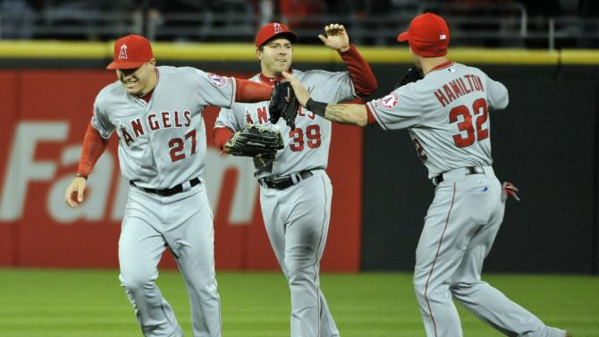 Los Angeles Angels of Anaheim v Chicago White Sox