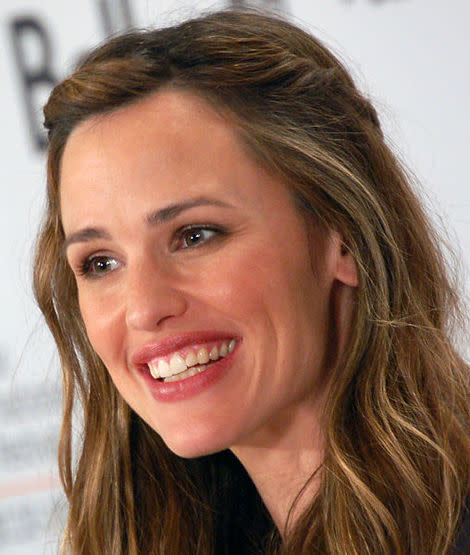 Jennifer Garner in 2009.  Photo by Karon Liu.