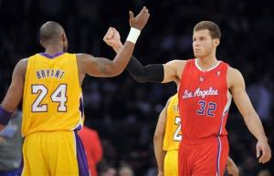 Lakers hold off Clippers in city rivalry game