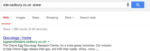 7 Indispensable Google Search Operators to Hone Your Digital Reflexes image Screen Shot 2013 10 22 at 12.31.39 PM