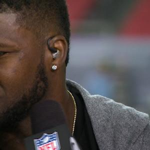 Atlanta Falcons wide receiver Devin Hester high-steps into history