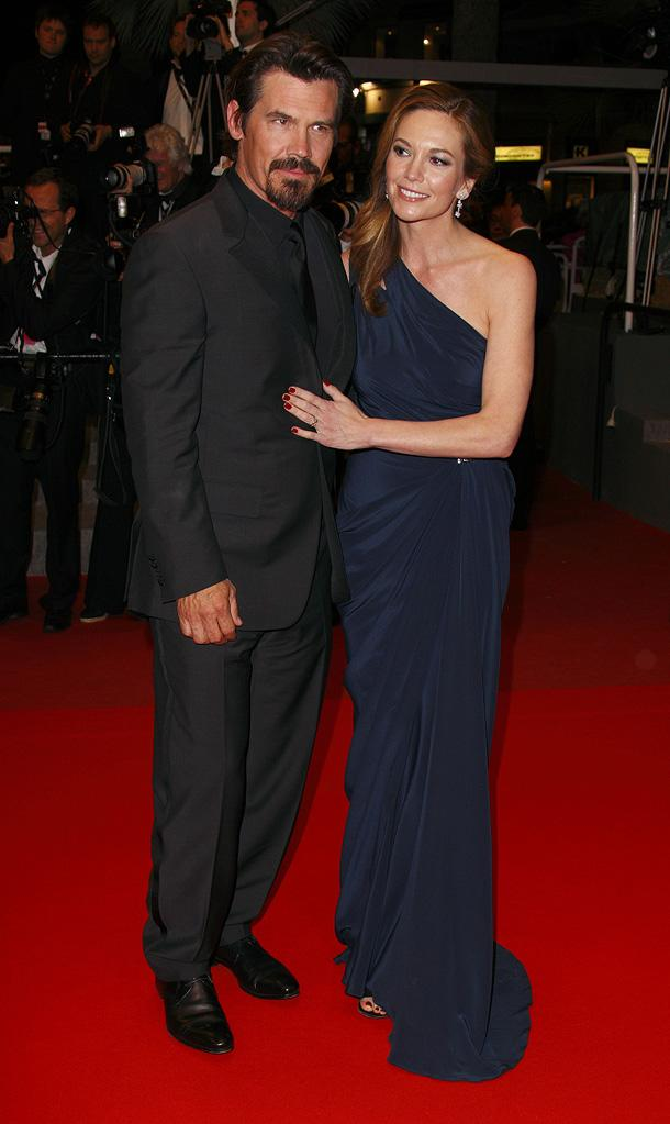 63rd Annual Cannes Film Festival 2010 Josh Brolin Diane Lane