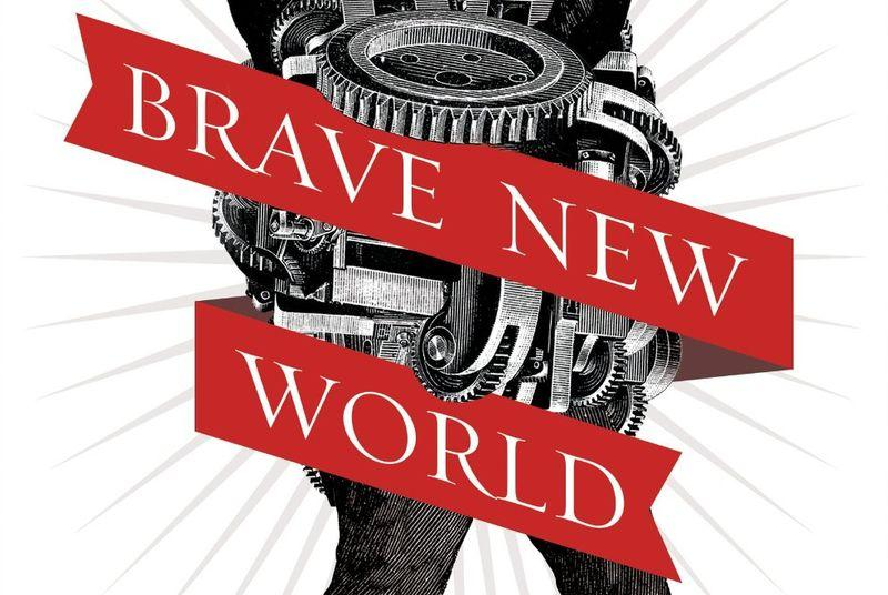 SyFy, please give us the insane Brave New World series the world desperately needs