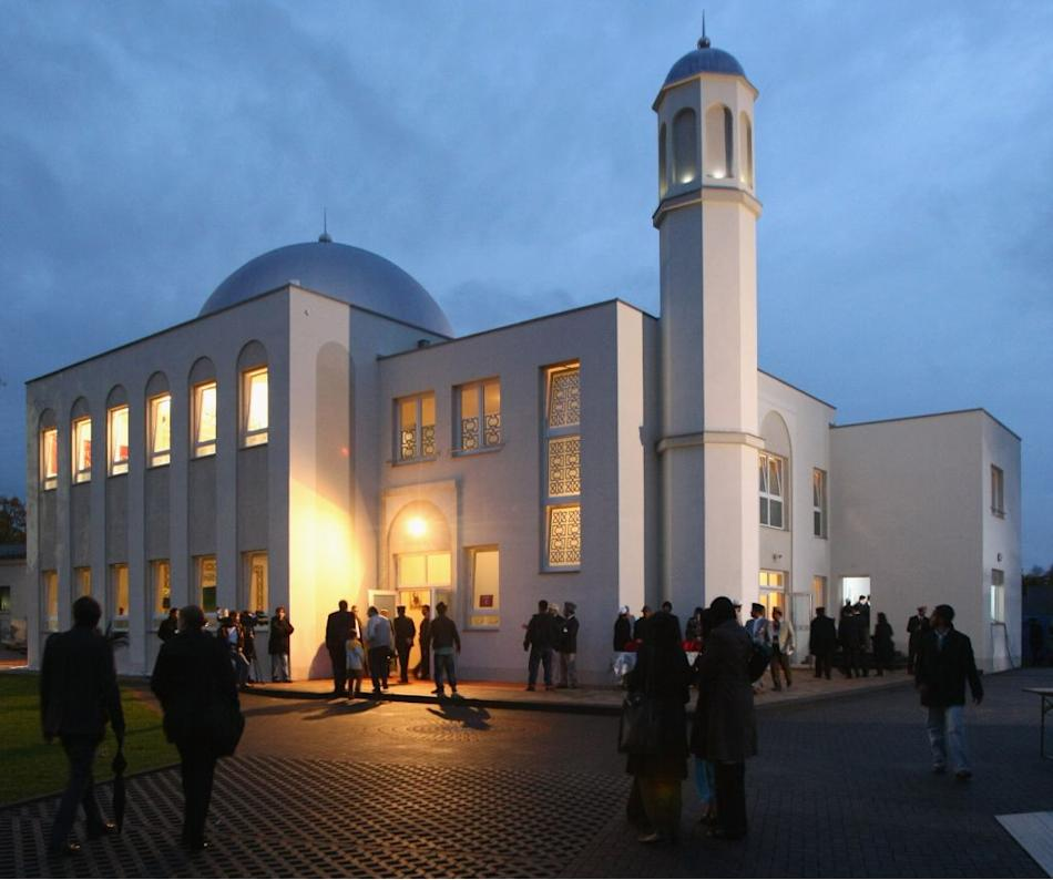 Khadija Mosque in Berlin, Germany