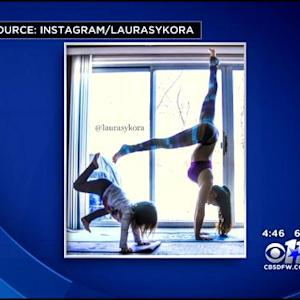 Trending: Mommy & Me Yoga, Dancing In The Street, Sproles On Twitter