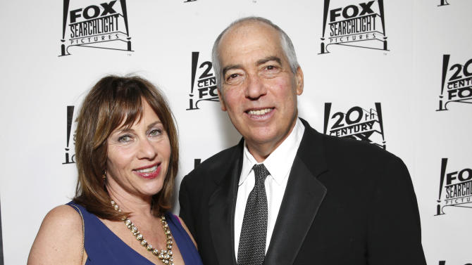 Jeanne Newman and 20th Century Fox Television Chairman Gary Newman attend the Twentieth Century Fox And Fox Searchlight Pictures Academy Awards Nominees Party at Lure on Sunday, February 24, 2013 in Los Angeles. (Photo by Todd Williamson/Invision for Fox Searchlight/AP)