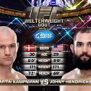 UFC 171 Free Fight: Johny Hendricks vs. Martin Kampmann