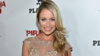 Katrina Bowden Says No To On-Screen Nudity