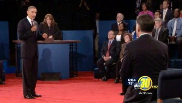 Third presidential debate to focus on foreign policy