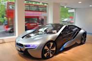 Le BMW i Store on Park Lane officially opens its doors July 25