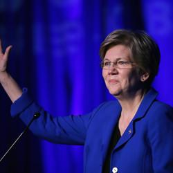 Elizabeth Warren Agrees With Rush Limbaugh On Trade, And No One's More Surprised Than She Is
