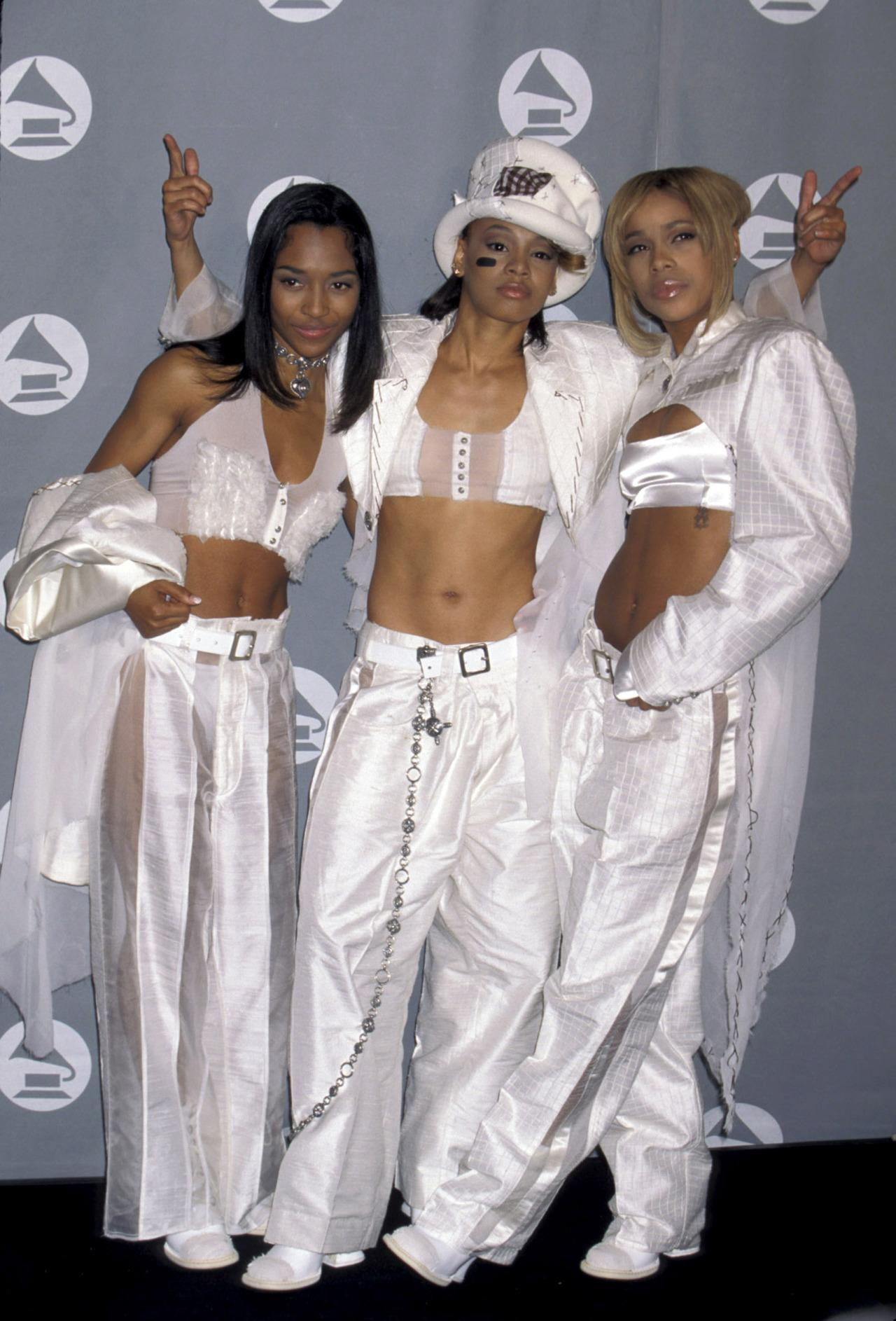What Grammys Fashion Looked Like in 1996