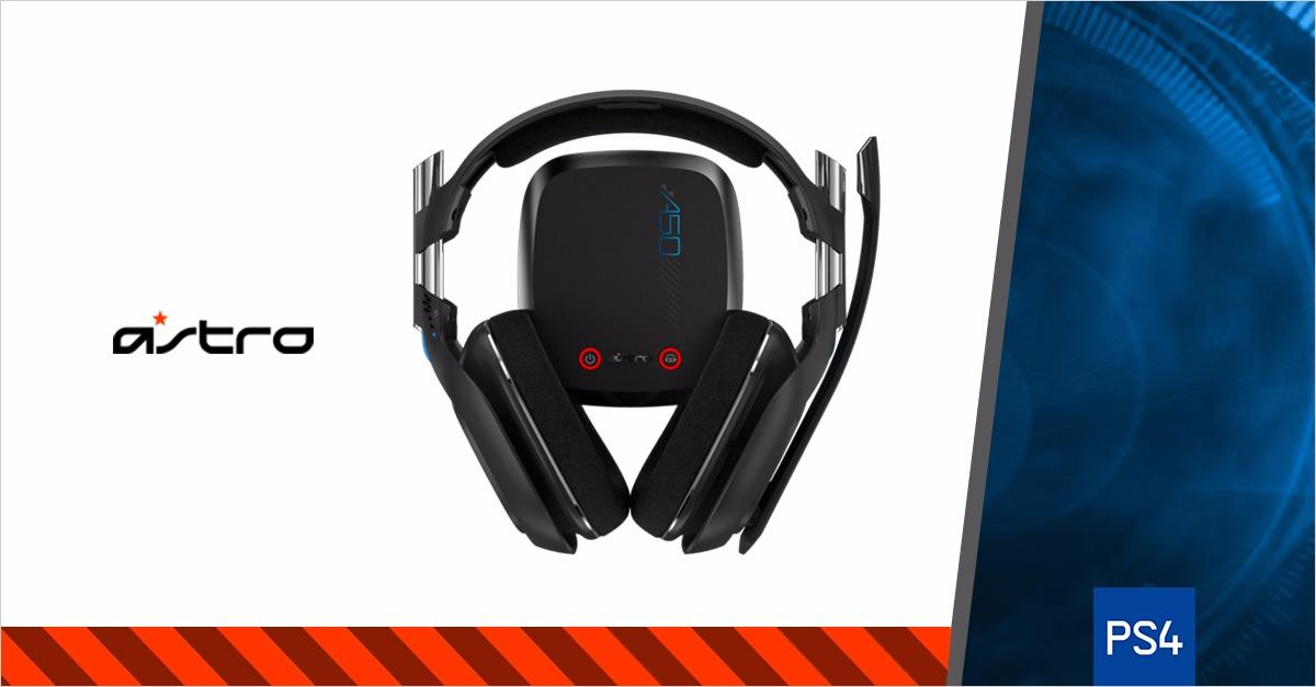 Astro Gaming® Playstation 4 Headsets