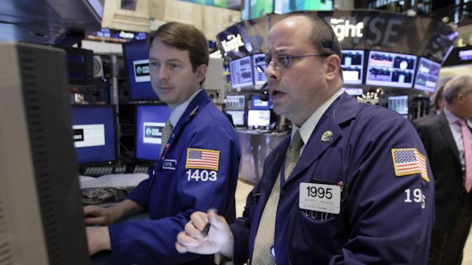 US futures rise on jobs, inflation reports