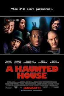 Poster of A Haunted House