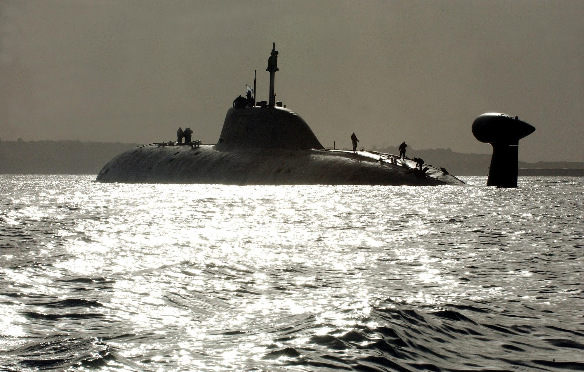 US admiral: Russia's submarine activity in the North Atlantic is at Cold War levels, but we don't know why