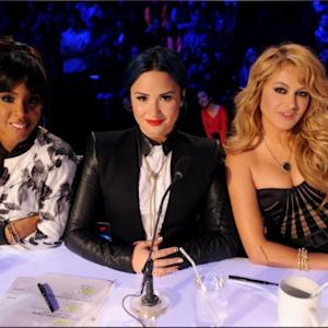Report: Demi Lovato Is Leaving 'The X-Factor'