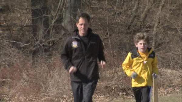 9-year-old to run marathon in Antarctica