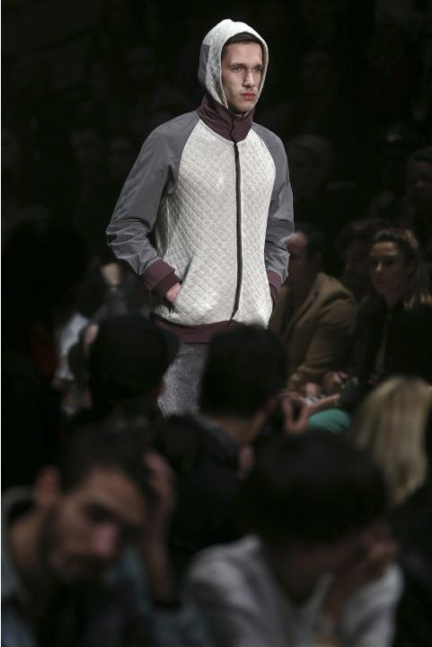 Ricardo Andrez - Runway - Lisbon Fashion Week