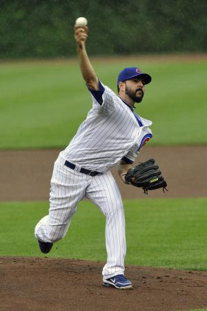 Bianchi's single gives Brewers DH sweep of Cubs