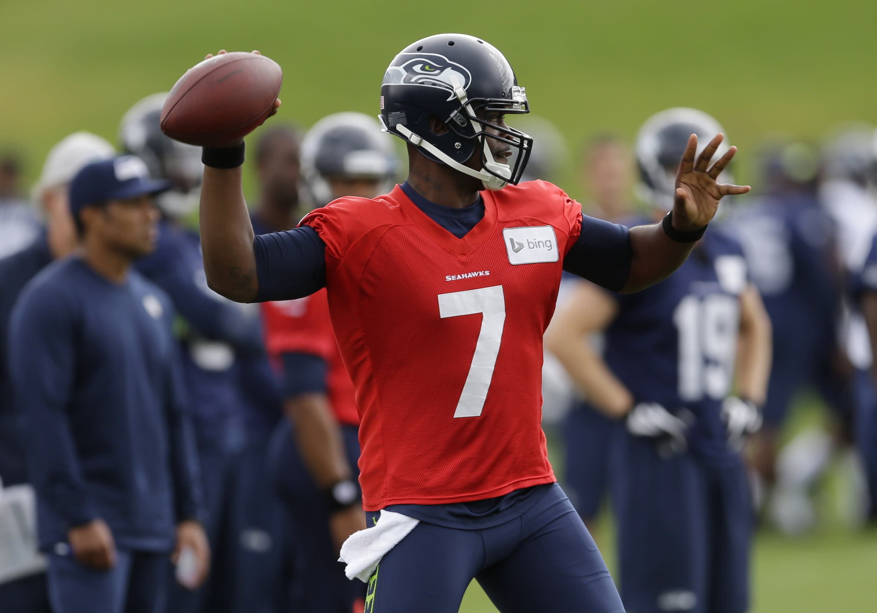 Tarvaris Jackson pulls gun on wife who taunts him about NFL career