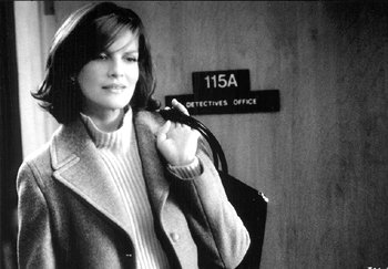 Rene Russo as Catherine Banning in The Thomas Crown Affair