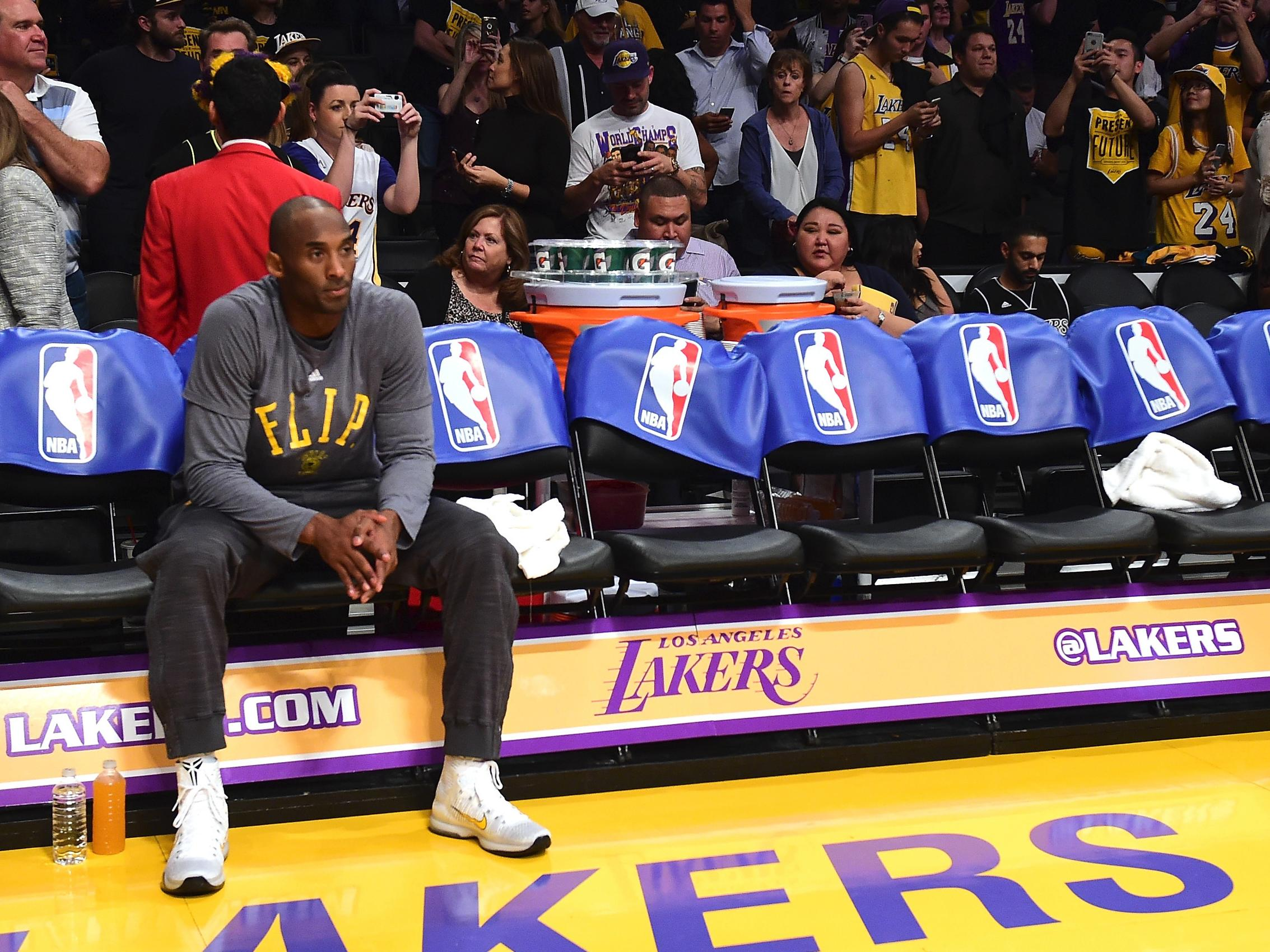 Kobe Bryant announces he will retire at the end of the season