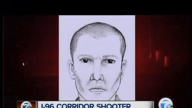 Task force searches for shooter