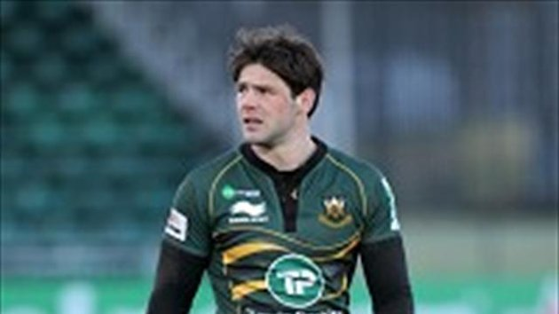 Ben Foden, pictured, is back to his best, according to Northampton coach Alan Dickens