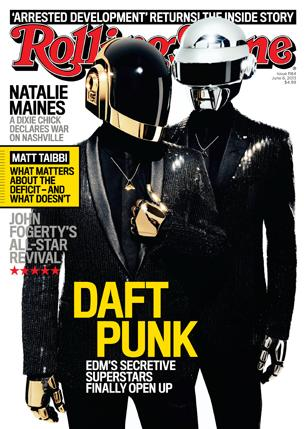 Daft Punk: All Hail Our Robot Overlords