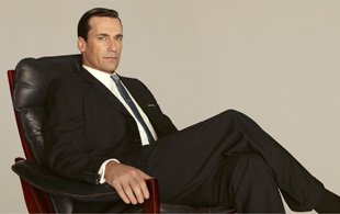 Mad Men star Jon Hamm (AMC)