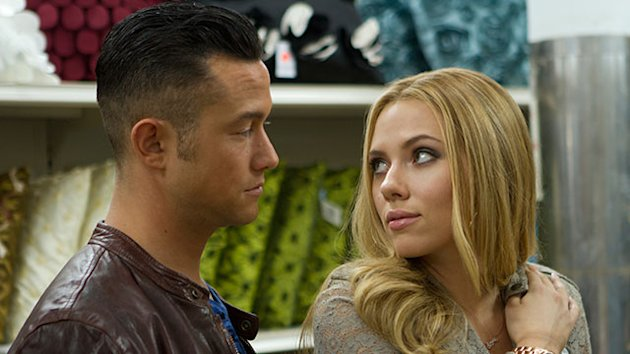 New Pic: JGL & Scarjo Spark in &#39;DON JON&#39;