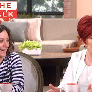 The Talk - Sharon Osbourne: 'I Quit All The Time'