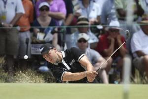 Golf: U.S. Open-Second Round