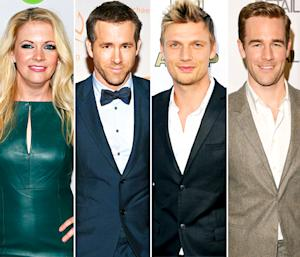Melissa Joan Hart Spills on Kissing Ryan Reynolds, Nick Carter and James Van Der Beek