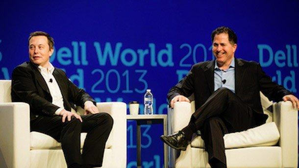 5 Takeaways From Michael Dell and Elon Musk's Power Pow-Wow