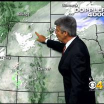 Thursday Evening Forecast: Colder Temperatures, Chances For Snow