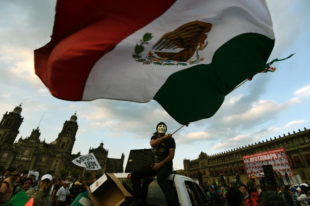 Mexico image under fire from Hollywood, Holy See