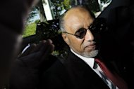FIFA have extended the provisional ban of former Asian Football Confederation (AFC) president Mohamed Bin Hammam, pictured here in 2011, world football's governing body said on Thursday