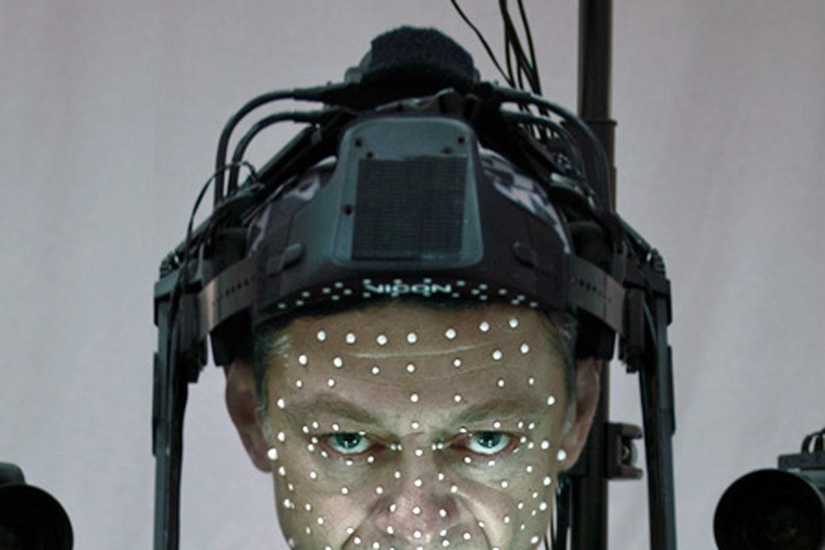 204 days until Star Wars: Andy Serkis is back in MoCap mode for 'The Force Awakens'