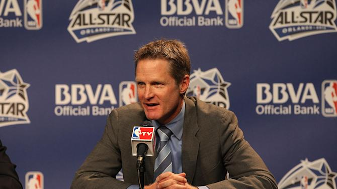 Kerr says he spoke with Knicks' Jackson on weekend