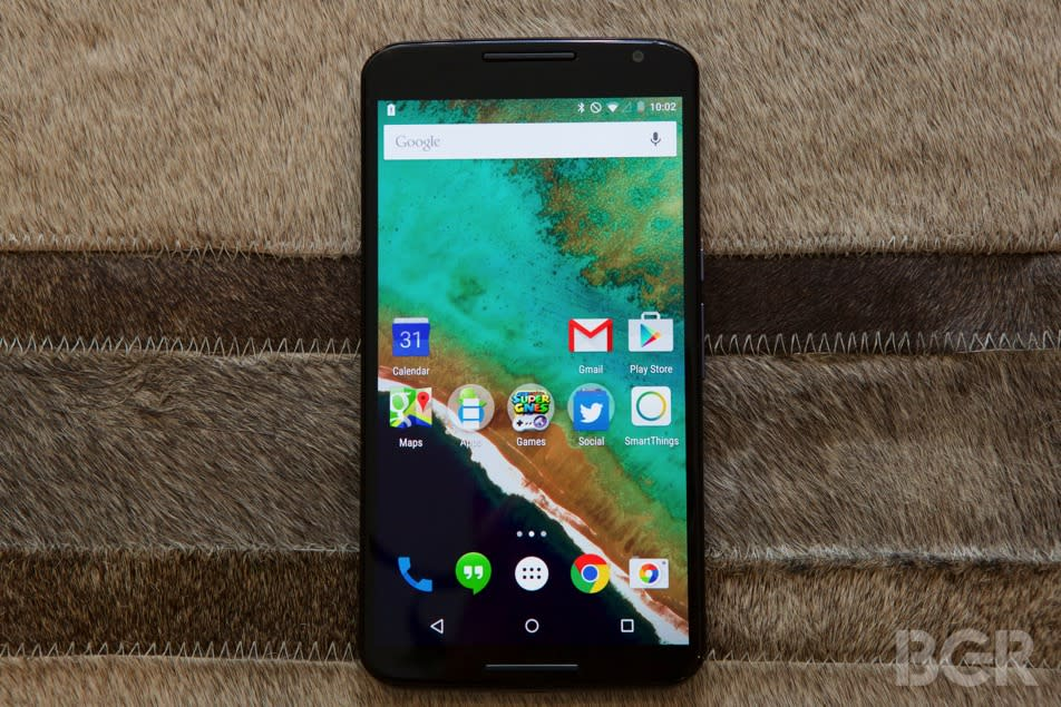 Nexus 6: Another reason why Google might favor phablets over smaller phones