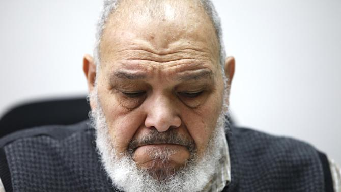 Mohammed el-Sioufi, an accountant and vice president of the Islamic Culture Center, a mosque in Newark, is interviewed by the Associated Press about the New York Police Department's surveillance of the Muslim community in Newark, N.J., Wednesday, Feb. 15, 2012. Americans in New Jersey's largest city were subjected to surveillance as part of the New York Police Department's effort to build databases of where Muslims work, shop and pray. The operation in Newark was so secretive, even the city's mayor says he was kept in the dark. For months in mid-2007, plainclothes NYPD officers snapped pictures of mosques and eavesdropped in Muslim neighborhoods. The result was a 60-page report, obtained by The Associated Press. It cited no evidence of crimes. It was just a guide to Newark's Muslims. AP Photo/Charles Dharapak)