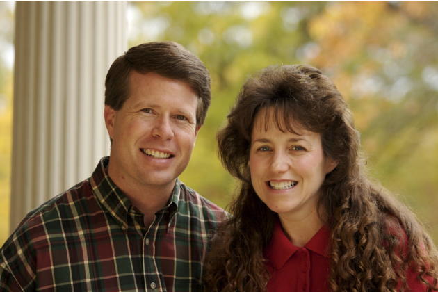 Jim-Bob and Michelle Duggar