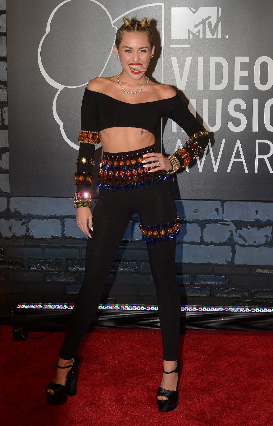 Miley Cyrus, Kanye West, Taylor Swift: the stars who will dominate the VMAs