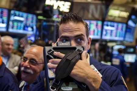Wall Street caps off tough week with a steep loss