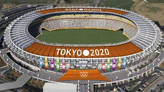 The Tokyo Stadium, one of the proposed Olympic stadiums for the 2020 Summer Olympic games (Reuters)