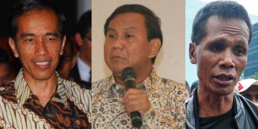 Antara Prabowo, Jokowi dan Hercules