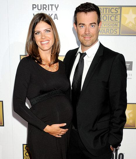 Carson Daly, Girlfriend Welcome Daughter Etta Jones!