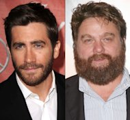 Jake Gyllenhaal/Zach Galifianakis -- Getty Images